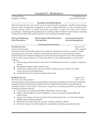 It Sales Resume Examples Manager Sample Canada Cv Example Doc
