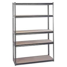 ... Costco Steel Shelving Gorilla Rack Shelving Four Side With Grey Color:  awesome costco ...