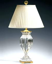 crystal lamps for sale. Waterford Lamps For Sale Crystal Bedside S