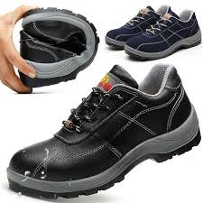 Safety Work Welding Labor Shoes Steel Toe Insulation