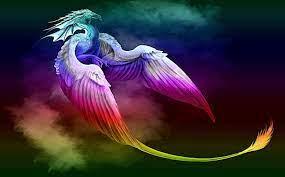 Big Rainbow Dragon Wallpapers - Top ...