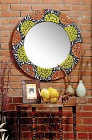 Transform a boring mirror into a DIY creation.