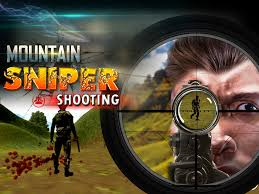best free mountain sniper shooting game