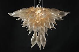 viz art glass radiant chandelier gold 12 jpg