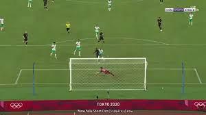أهداف مباراة السعودية وألمانيا 2-3 بتاريخ 2021-07-25 الألعاب الأولمبية 2020