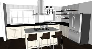 Need Input On What Size Recessed Lights And Light Layout For Kitchen.