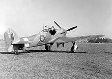 morris headstrom fiji a brand new presentation aircraft at gloster s hucclecote airfield april 1943 the photo gives a clear view of the car door