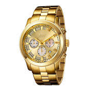 gold watches for men jcpenney