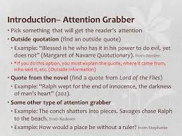attention grabber essay co attention grabber essay