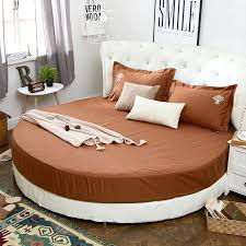 round queen size bed cotton round fitted sheet queen king size bed sheet elastic round mattress round queen size bed