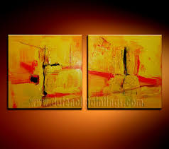 modern oil paintings on canvas abstract painting set08106 image to close