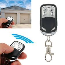 cloning universal remote control key 433mhz for vehicle central locking systems garage doors electro