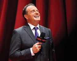 TSN anchor Rod Black is one of Canada's best-known sports voices ...