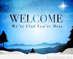Welcome Quotes Unique Welcome Winter Wish Quote