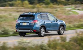 Subaru Forester Light Blue 2019 Subaru Forester Suv Will Please Fans But We Have Gripes