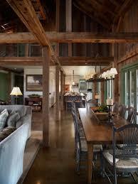 33 Wonderful Kitchens Interiors Designed In Barns Barn