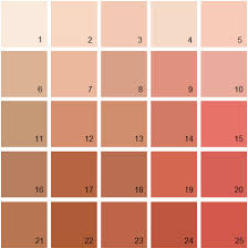 benjamin moore paint colorBenjamin Moore Paint Colors  Orange Palette 02  House Paint Colors