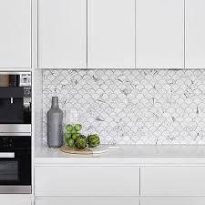 Small Picture Modern Backsplash Back To Post 30 White Kitchen Backsplash Ideas