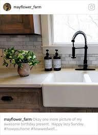 Best 25 Farmhouse kitchen faucets ideas on Pinterest