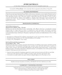 Resume Com Review Extraordinary Sample Resume Business Development Manager Bankers Banker Personal