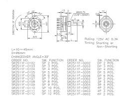 4 pole 3 position rotary switch wiring diagram wiring schematics 2 pole 6 position rotary switch wiring diagram digital
