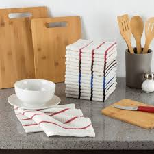 Somerset Home, <b>16</b> Pack, Absorbent Dish Cloths, Assorted <b>Colors</b> ...