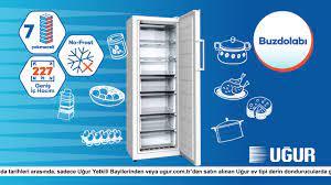 Hem buzdolabı hem derin dondurucu! - YouTube