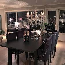 impressing marvelous black dining room furniture decorating ideas 15 regarding incredible household black dining room chair prepare
