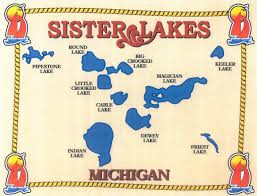Southwest Michigan Sister Lakes Waterfront Homes Real Estate