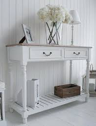 white hallway console table. Hall Tables And Consoles Brilliant Hallway Console Table With White Shelf Drawers For French Coastal Design Argos A