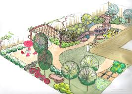 landscape architecture blueprints. Fine Architecture Landscape Architect Design 9 Designs By Our Licensed  2 And Architecture Blueprints C