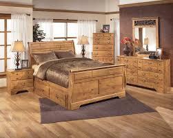 Brilliant Pine Bedroom Furniture Sets Bedroom Modern Rustic Bedroom Design  With Rustic Pine Wood Bed