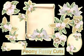 Choose from over a million free vectors, clipart graphics, vector art images, design templates, and illustrations created by artists worldwide! Fussy Cut Peonies And Tags Graphic By The Paper Princess Creative Fabrica
