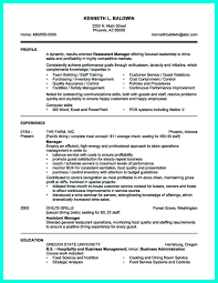 Director Resume Sample Your catering manager resume must be impressive To make 34