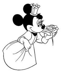 58 Best Hobby Colouring Pages Mickey Minnie Mouse Images Cartoon