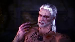 The Witcher 2 Geralt Tattoo Sfb