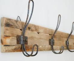 4 Hook Coat Rack Fascinating Recycled Teak 32 Hook Coat Rack