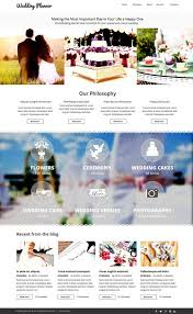 Free Wedding Website Templates Best 48 Best Wedding Website Templates Free Premium FreshDesignweb