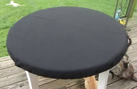 felt table covers for round table w leaf insert oval pill shape