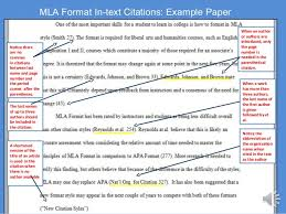 Example Of Essay In Mla Format Mla Format Text Konmar Mcpgroup Co