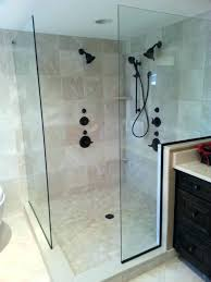 good how to get water spots off glass shower doors remove hard with from on glassware