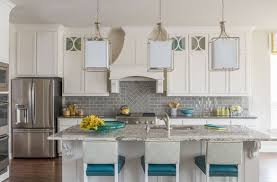white kitchen grey backsplash. Fine Grey Kitchen Tile Backsplash Design Ideas  Sebring Services Throughout White Grey P