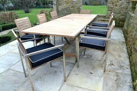 stainless steel outdoor table and chairs stainless steel garden table and chairs