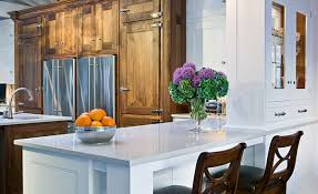 View in gallery Purple flowers for the kitchen