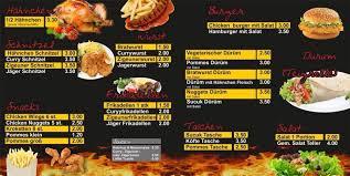 Essen bestellen menden