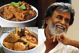 Image result for rajinikanth eating