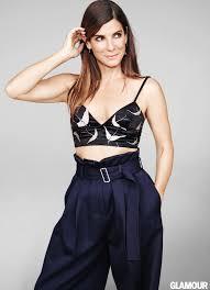 She s Strong She s Sexy She s Sandra Bullock Glamour