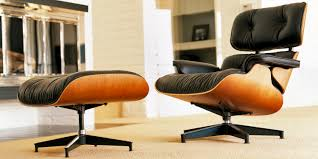 Eames Chair With Ottoman Eames Lounge Chair Leather Medic Of Fort Myers
