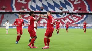 Бавария – Айнтрахт: обзор и счет матча 23 мая 2020, Бундеслига