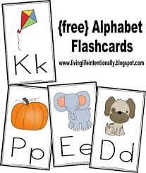 Free Alphabet Flash Cards Free Alphabet Flashcards Wallcards 123 Homeschool 4 Me